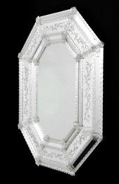 66 venetian mirror