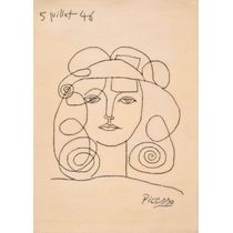 Pablo Picasso (After) $10,160